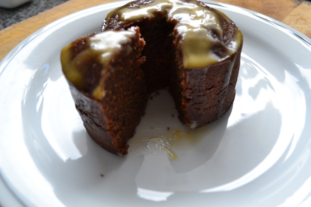 Golden syrup chocolate cake with fudge icing 63